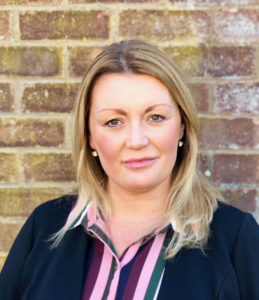 Marie Rae - Head of Support Services